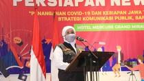 Pasien Sembuh di Jatim Naik, Tertinggi Secara Nasional dalam 3 Hari