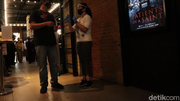 gugus kota bandung pantau bioskop