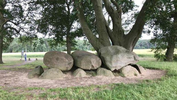 Situs bersejarah Belanda.