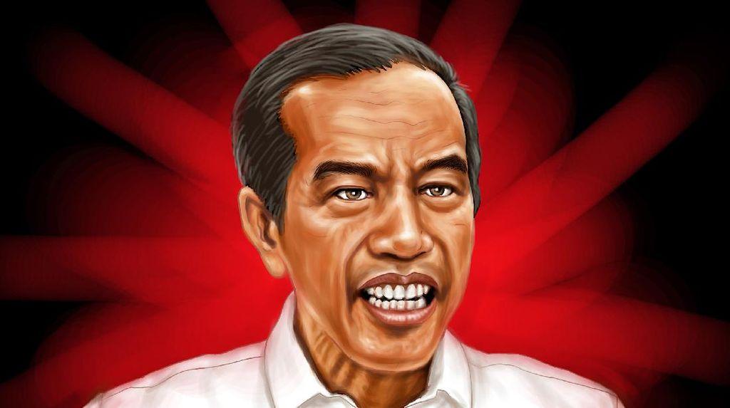 Jokowi Kecewa Ekspor Kopi Indonesia Kalah Telak dari Vietnam