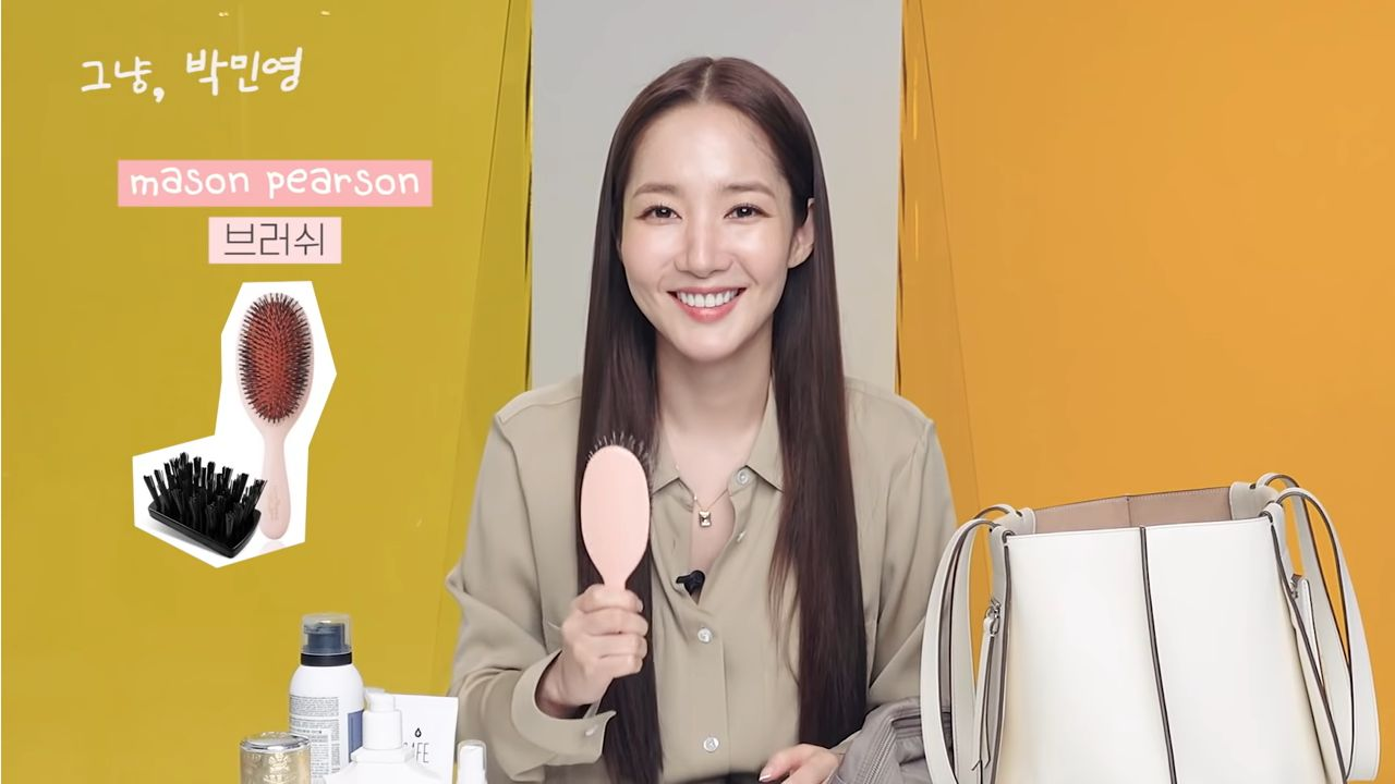 Isi Tas Park Min Young