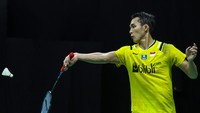 Cerita Jonatan Christie yang Kelelahan di PBSI Home Tournament