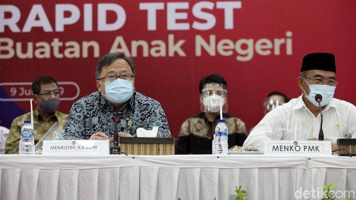 RI-GHA COVID-19 merupakan alat rapid test yang dibuat oleh anak bangsa. Proses pembuatannya libatkan para peneliti dari berbagai universitas ternama Indonesia.