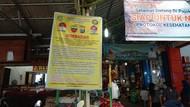Perwal Kebiasaan Baru Cegah Corona Terbit, Begini Pelaksanaan di Pasar Medan