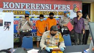 Polisi Tangkap Jambret Ibu-ibu Hingga Jatuh yang Viral di Medan, 1 Ditembak