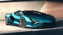 Lamborghini Sian Roadster Diluncurkan, Harga Rp 53 M Langsung Sold Out