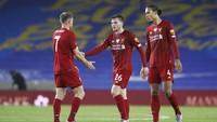 Duh, Van Dijk Marah Lihat Pemain Liverpool Malas-malasan