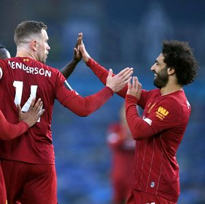 Brighton Vs Liverpool: Salah Dua Gol, The Reds Menang 3-1