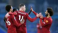 Brighton Vs Liverpool: Salah Dua Gol, The Reds Menang 3-1