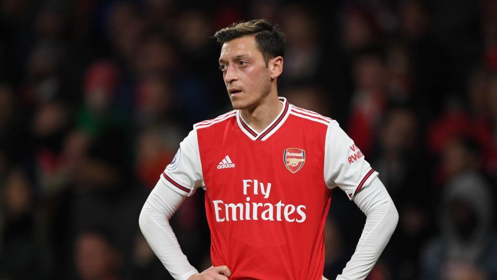 Jika Tinggalkan Arsenal, Mesut Oezil Mau ke...