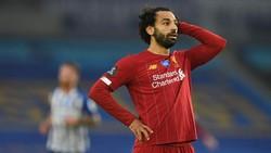 Salah Ngebet Banget Jadi Top Skor Liga Inggris