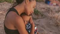 9 Momen Kebersamaan Naya Rivera dan Anak Sebelum Hilang Diduga Meninggal