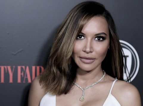FILE - In this Feb. 23, 2016, file photo, actress Naya Rivera attends Vanity Fair and FIAT Celebration of Young Hollywood in West Hollywood, Calif. Authorities say former
