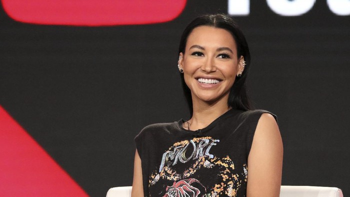 """FILE - In this Jan. 13, 2018, file photo, Naya Rivera participates in the Step Up: High Water panel during the YouTube Television Critics Association Winter Press Tour in Pasadena, Calif. Authorities say former """"Glee"""" star Rivera is missing and being searched for at a Southern California lake. The Ventura County Sheriffs Department late Wednesday, July 8, 2020, confirmed that Rivera is the person being searched for in the waters of Lake Piru, which is approximately 56 miles (90 kilometers) northwest of downtown Los Angeles. (Photo by Willy Sanjuan/Invision/AP, File)"""
