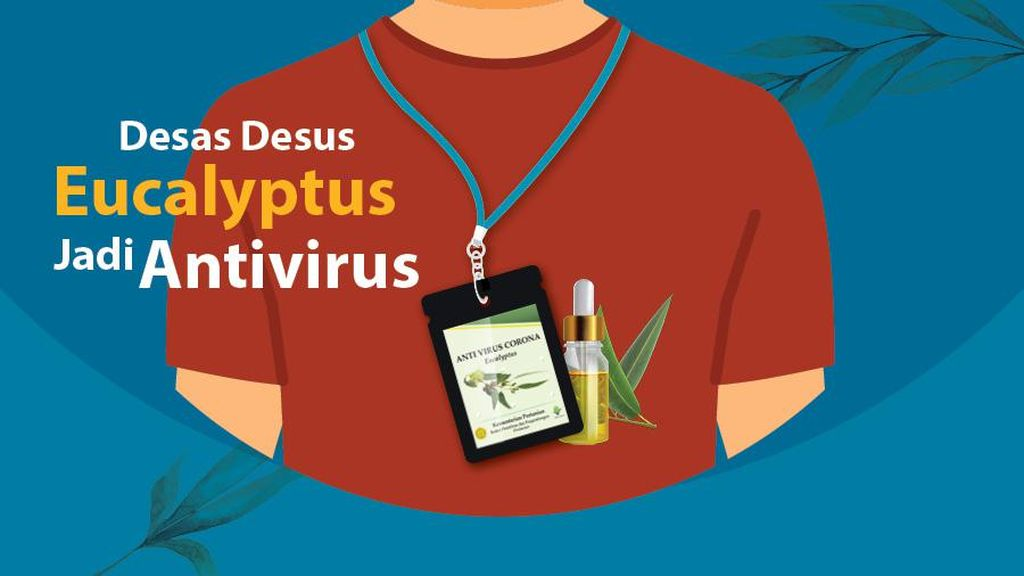 Podcast Tolak Miskin: Desas Desus Eucalyptus Jadi Antivirus