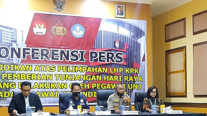 Polda Metro Jaya Hentikan Penyelidikan Kasus Dugaan Pungli THR UNJ