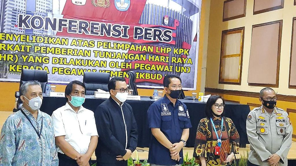 Penyelidikan Pungli THR UNJ Dihentikan, Kasus Dilimpahkan ke Kemendikbud