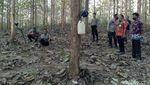 Polisi Amankan Bekal Kubur Orang Kalang yang Dibongkar di Blora