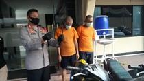 Gasak 46 Motor, 2 Pelaku Curanmor di Jabotabek Diringkus Polisi