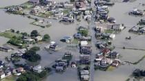 Video Dahsyatnya Terjangan Banjir di Jepang