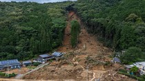 Korban Banjir dan Longsor di Jepang Bertambah Lagi