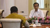 Di Depan Jokowi, Ketua BPK: Jangan Beri Presiden Informasi Sesat!