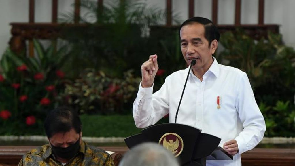 Video Jokowi Singgung Prabowo, Minta Belanja Produk Luar Negeri Direm