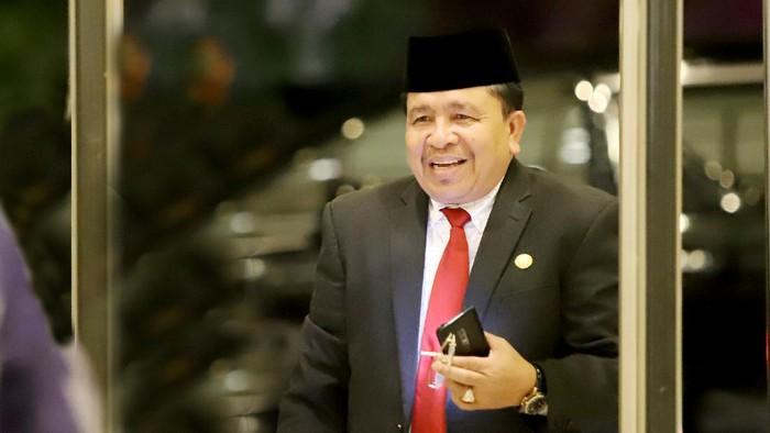 Rektor UIN Ar-Raniry, Prof Warul Walidin (dok. Humas UIN Ar-Raniry)