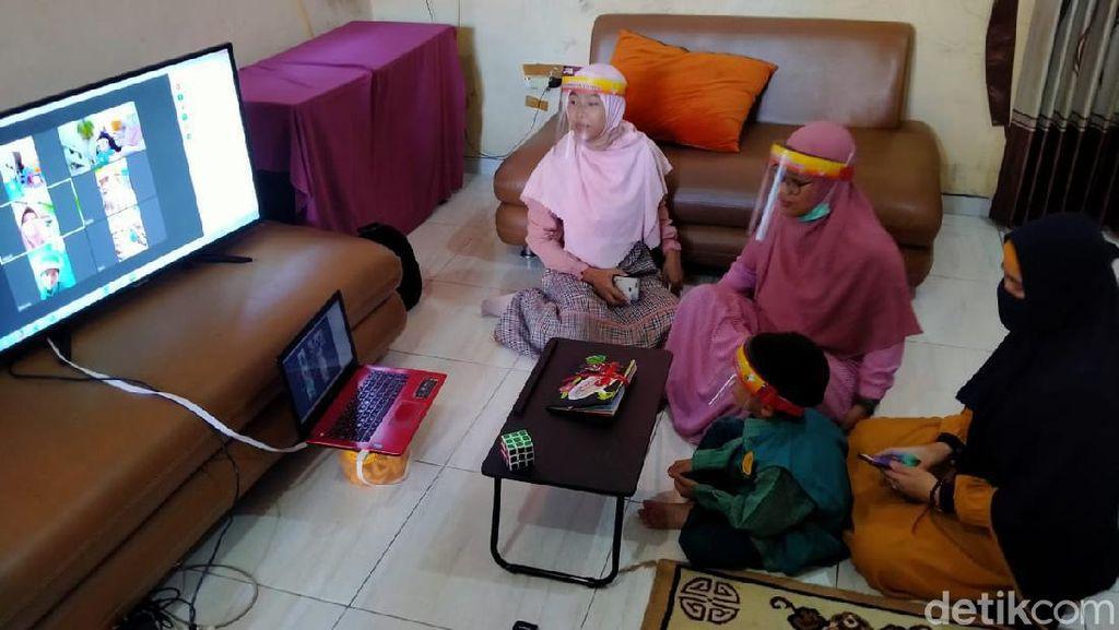 Cegah Penyebaran COVID-19, SD Muhammadiyah 20 akan Gelar Pembelajaran Daring