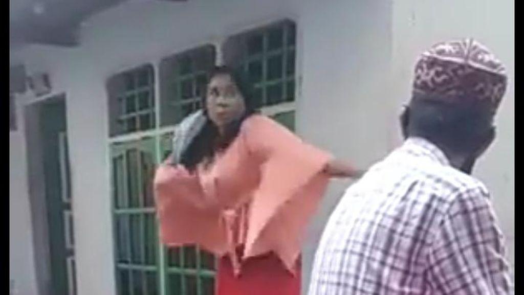 Tetangga Ungkap Perempuan di Makassar 2 Kali Lempar-Hendak Sobek Al-Quran