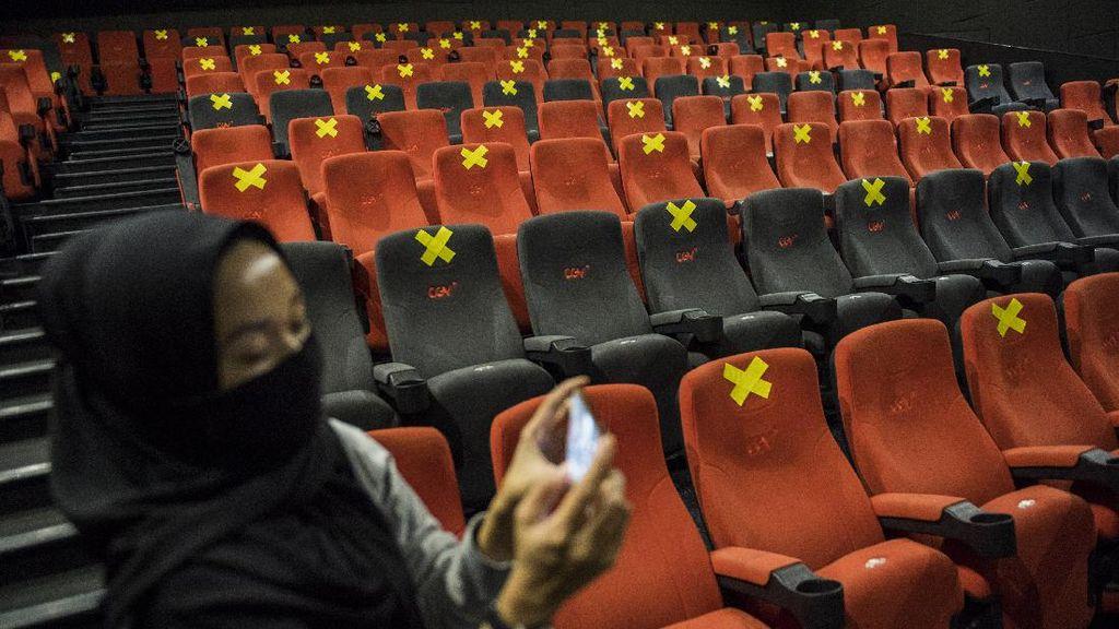Bioskop Jadi Dibuka 29 Juli? Ditentukan Hari Ini