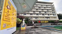 Hotel Sukabumi Terapkan Protokol Kesehatan di Masa Transisi