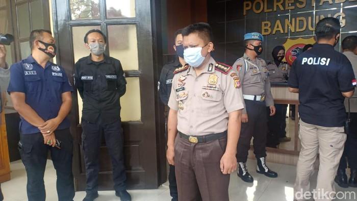 Tampang penipu berpangkat kombes di Bandung
