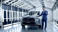 Corolla Cross Meluncur Seharga Rp 450 Jutaan, Siap Tantang HR-V Cs