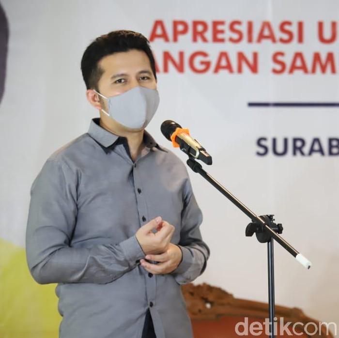 Wakil Gubernur Jatim, Emil Elestianto Dardak