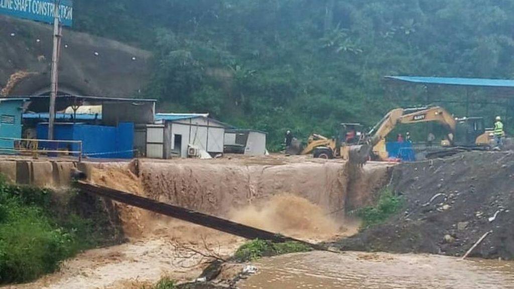 Tunnel Kereta Cepat Sebabkan Banjir, Walhi Jabar: Evaluasi Amdal