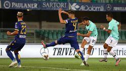 Verona Vs Inter: Nerazzurri Tertahan 2-2