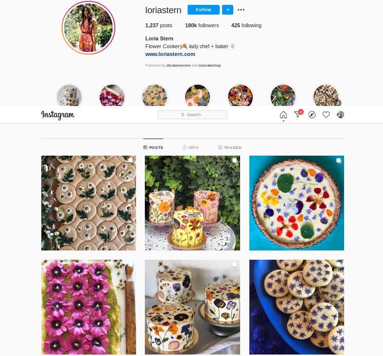 7 Akun Instagram yang Wajib Diikuti Oleh Pecinta Kue