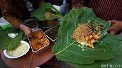 Nasi Berkat, Berkah Mengenyangkan di Tengah Pandemi COVID-19