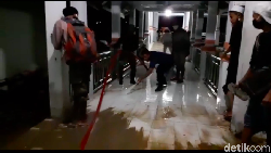 RSUD Torabelo Diterjang Banjir, 2 Ruang Rawat Inap Tak Bisa Ditempati