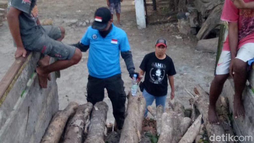Duh! 2 Pelajar Terlibat Kasus Illegal Logging di Blora