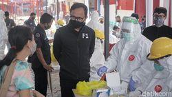 Dua Penumpang KRL di Stasiun Bogor Positif COVID-19, Keduanya Kerja di Jakarta