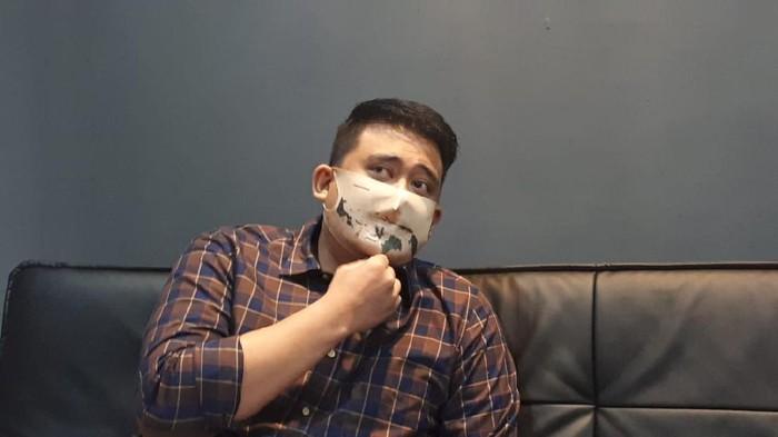 Bobby Nasution (Haris Fadhil-detikcom)