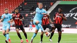 Bournemouth Vs Tottenham Berakhir Imbang Tanpa Gol