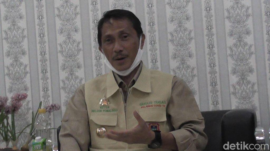 Demi Ekonomi, Pemkab Gorontalo Gratiskan Rapid Test bagi Warga