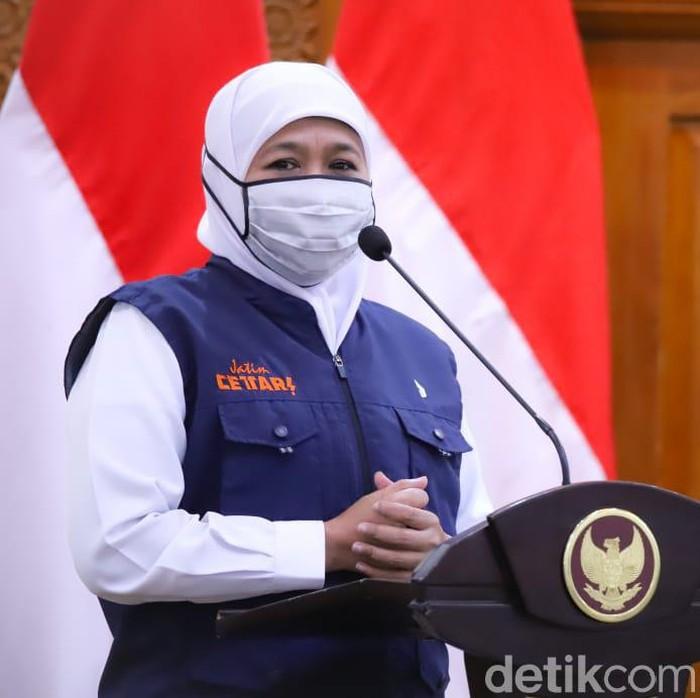 Kasus positif COVID-19 di Jawa Timur bertambah 284 sehingga totalnya menjadi 15.720. Kabar baiknya, tambahan angka kesembuhan hari ini melebihi tambahan kasus positif.