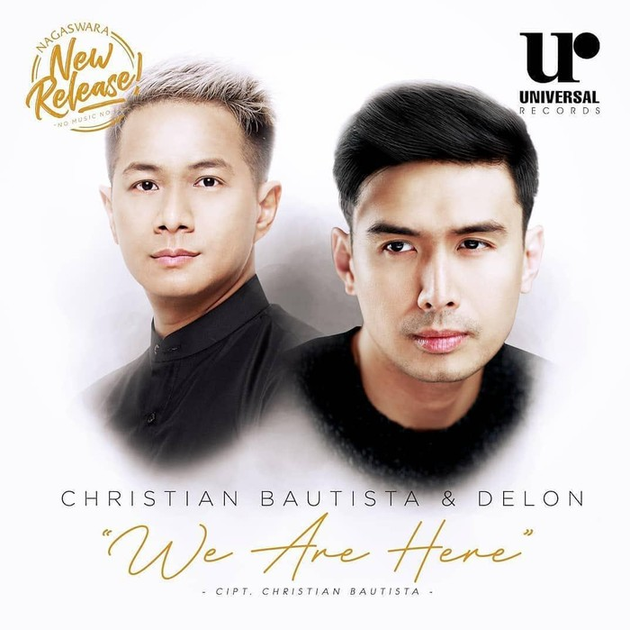 Delon dan Christian Bautista
