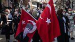 Geliat Warga Turki Usai Lockdown