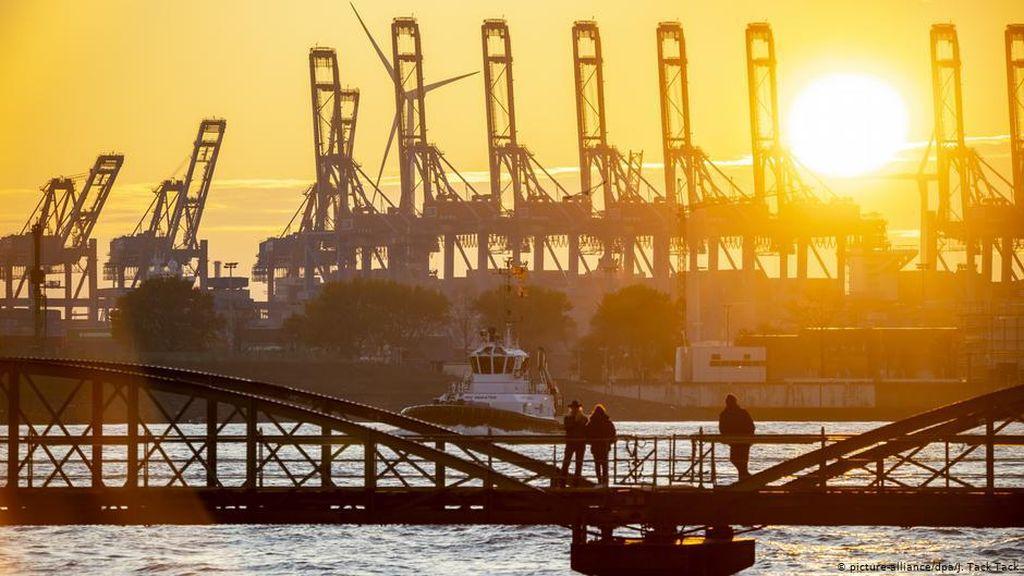 Ekspor Mulai Menggeliat, Secercah Harapan Bagi Perekonomian Jerman