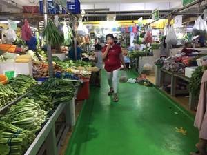 Nyamannya Belanja di Pasar Modern Fresh Market Pantai Indah Kapuk
